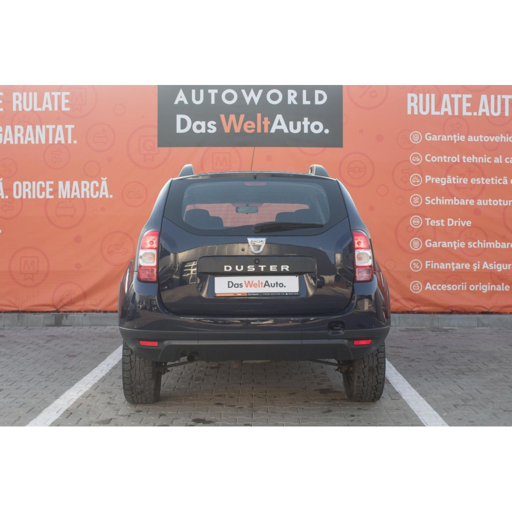 Dacia Duster Ambiance dCi 110 4WD