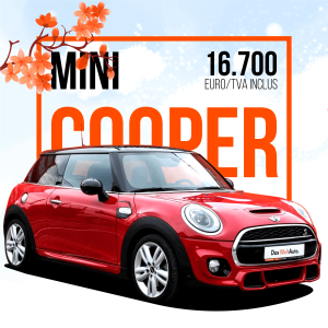 Mini COOPER SD Aut.