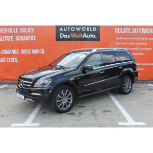Mercedes-Benz GL 350 CDI BlueEfficiency 4MATIC Aut.