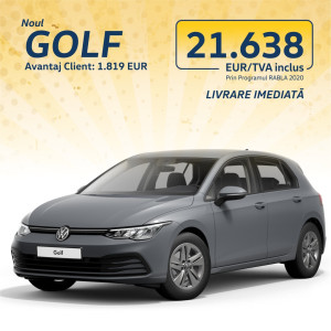 Noul Golf Life 1.5 TSI ACT Grey
