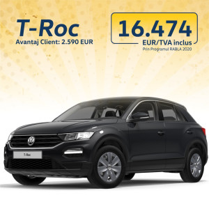 T-Roc Base 1.0 TSI Grey