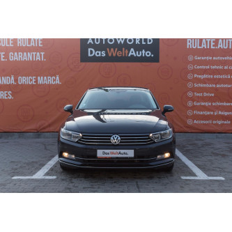 VW Passat Highline 2.0 TDI