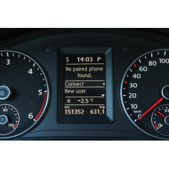 VW Golf Plus VI CL.2.0 TDI DPF 140 CP DSG 6