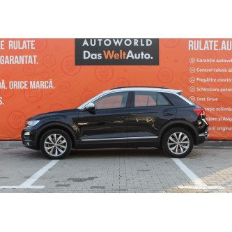 VW T-Roc Design 2.0 TDI 4Mot DSG