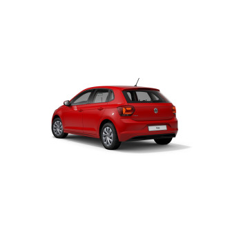 Polo Comfortline 1.0 TSI OPF Red